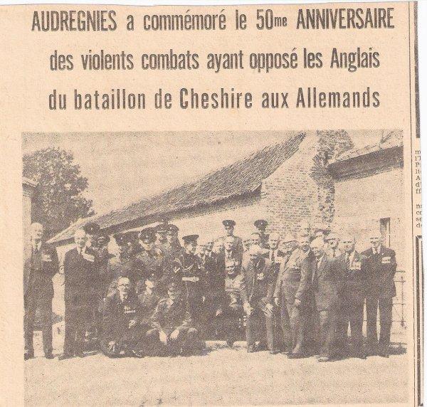 Le cinquantième anniversaire: le 27 août 1964.