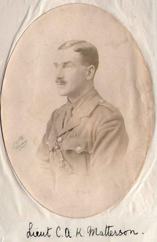 Cuthbert Alban Key Matterson