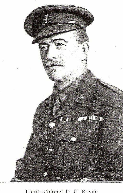 Dudley Coryndon Boger