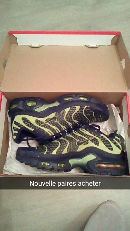 Nouvelle paire de chaussure !!!!