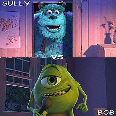Sully vs Bob