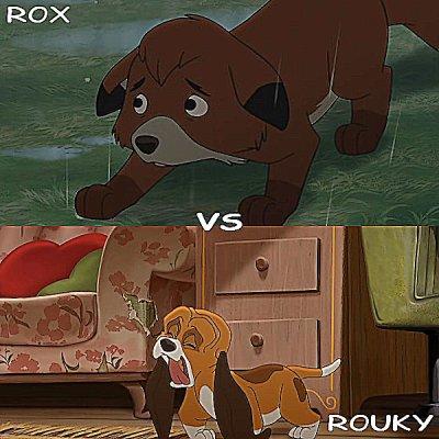 Rox vs Rouky
