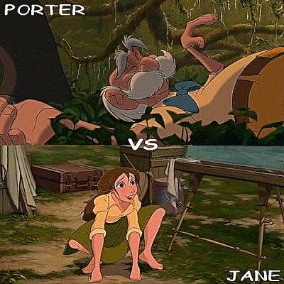 Porter vs Jane