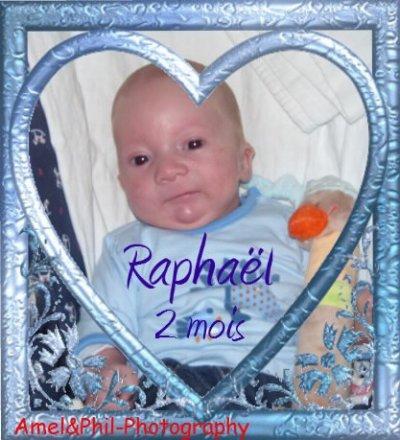 Raphaël: Son évolution...