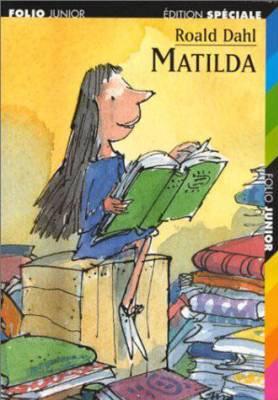 Mathilda de Roald Dahl