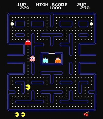 Chapitre XXVII :  Pac-man