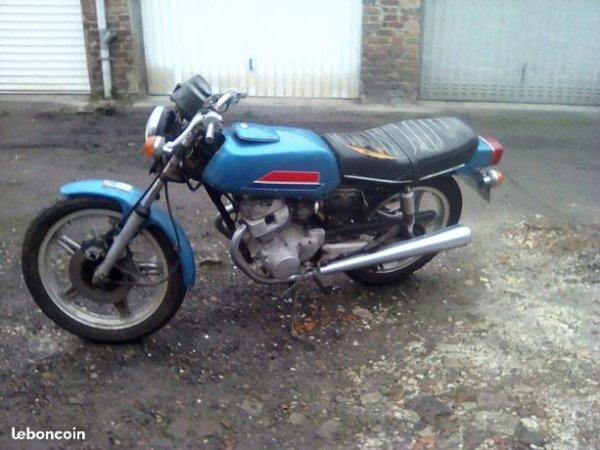 Je vend Piéces Honda CBT 2 1978