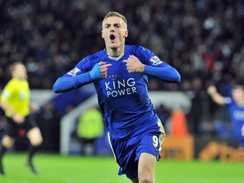 Angleterre : Vardy prolonge avec Leicester