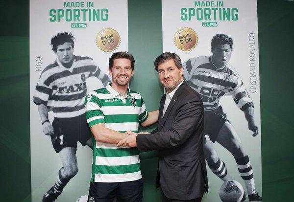 Portugal : Adrien Silva prolonge avec le Sporting CP