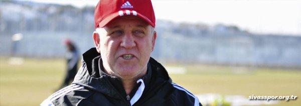 Turquie : Sivasspor change d'entraîneur