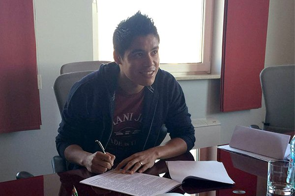 Russie : Melgarejo (Kuban) signe au Spartak