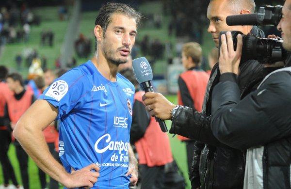 Ligue 1 : Seube prolonge avec Caen