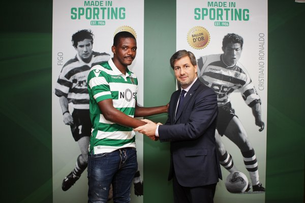 Portugal : William Carvalho prolonge avec le Sporting CP