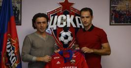 Russie : Le CSKA signe Shirokov
