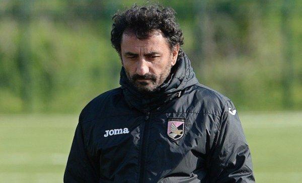 Italie : L'entraîneur de la réserve aux commandes de Palerme