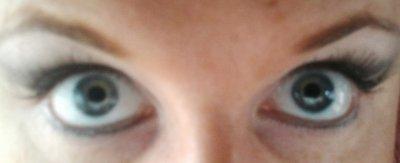 my eyes !!!