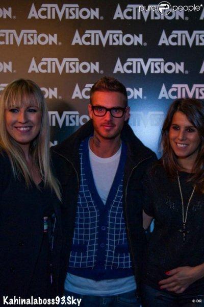 Matt aux Paris Games Week!!!! <3