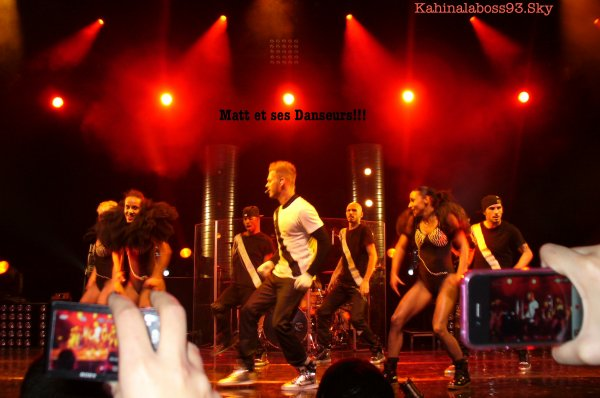 M.Pokora a L'Olympia!!! ^^ by Meee PART 1