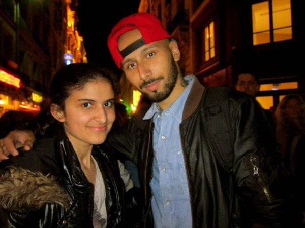 Kamel Bentot et Moouuaaahhh!!! <3