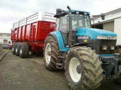 mon nouveau blog sera Du machinisme agricole et toujours un peu de 1/32