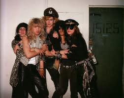 Appetite for Destruction / It's so easy (1987)
