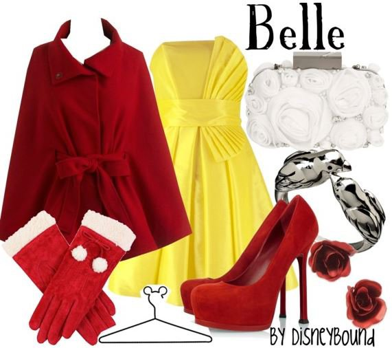 Dress Code Belle