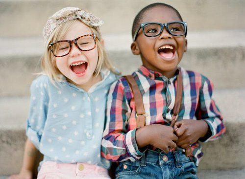 Seul celui qui est heureux peut répandre le bonheur autour de lui