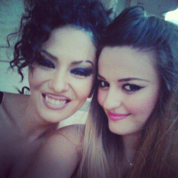 adelinaa ♥ dhe enca haxhia