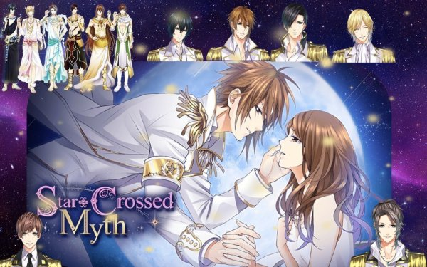 Star-Crossed Myth jeux otome game