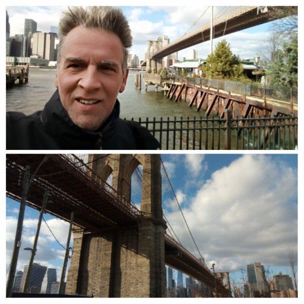 Brooklyn bridge...NY