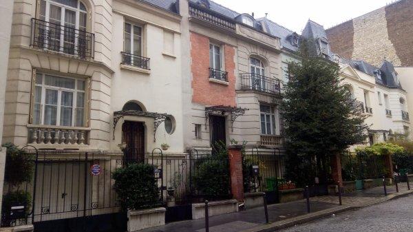 Aaaahhh le charme parisien