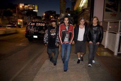 Bild.de - Tokio Hotel conquiert Los Angeles