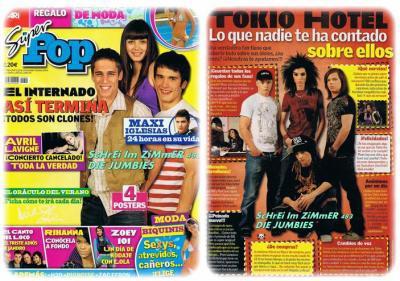 Super Pop #790 - Espagne