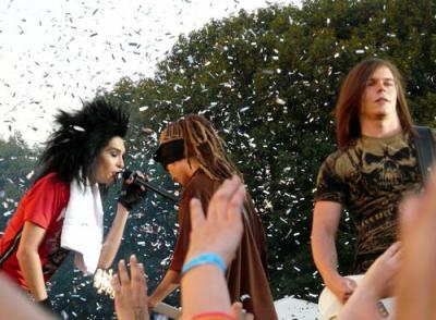 Tokio Hotel prépare un autre assaut des villes américaines!