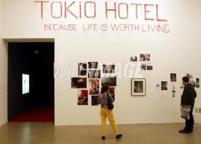 Exposition Tokio Hotel