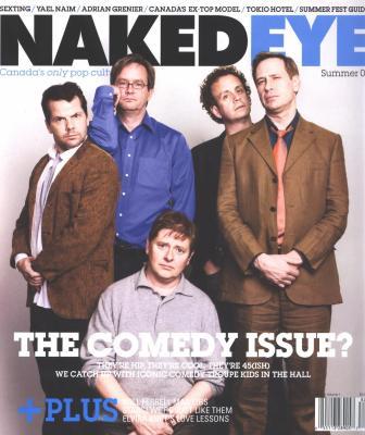 Naked Eye - Summer 2008