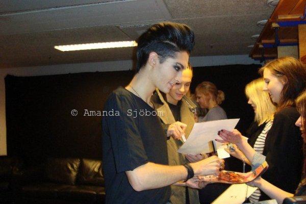 Tokio Hotel ne visitera pas le Guatemala