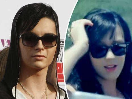 Katy Perry et Bill Kaulitz de Tokio Hotel : Séparés à la naissance ?