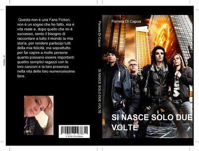 Un nouveau livre dédié à Tokio Hotel