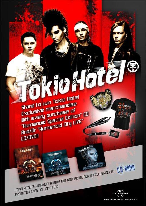 Promotion chez CD-RAMA aujourd'hui à Singapour