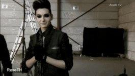 La vidéo d'Audi avec Tokio Hotel