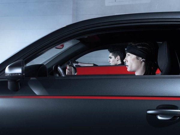 Photoshoot Audi