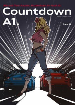 Audi A1 - Concours de bande-dessinée