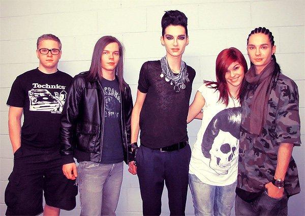 Tokio Hotel et la population