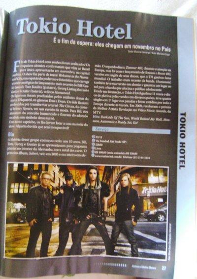 Guide de shows (Brésil)