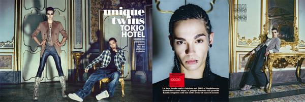 Traduction L'UOMO Vogue