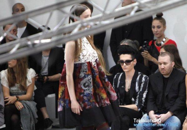 Paris - 6 Octobre 2010 - Wunderkind Fashion Show