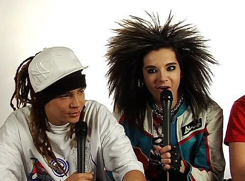 Radio Carolina a discuté avec Tokio Hotel