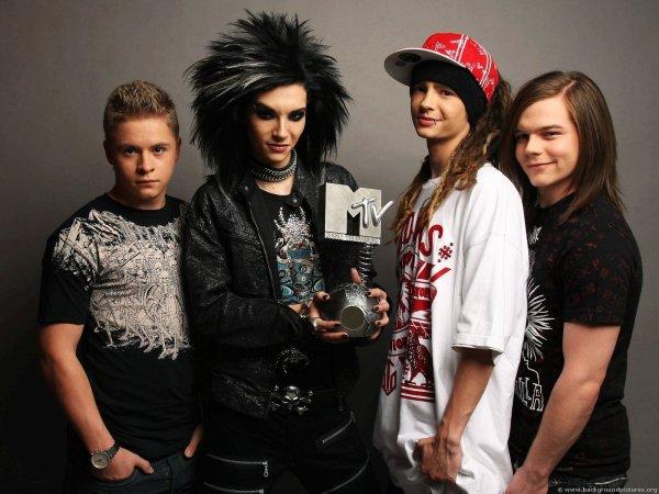 Tokio Hotel vient malgré l'insécurité