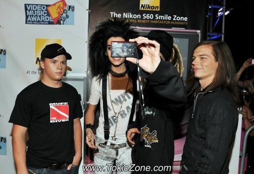 Maintenant dans le forum, discuter à propos de Tokio Hotel